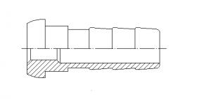 Ниппель Н.036.83.001 ДУ12