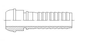 Ниппель Н.036.86.001А ДУ20
