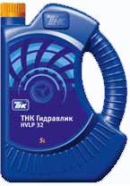 гидравлическое масло HVLP 32