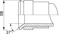 монтаж резьбовых трубных соединений