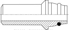 Монтаж трубных соединений. Монтаж сварных конусов