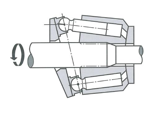 Аксиально-поршневой гидромотор с наклонным диском