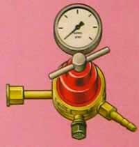 Газовые баллоны: эксплуатация