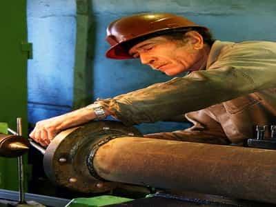 Программа подготовки слесарей-ремонтников 2-6 разряда