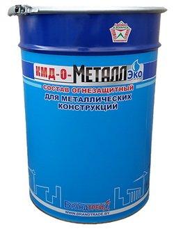 Огнезащитная краска КМД-О-МЕТАЛЛ ЭКО (на водной основе)
